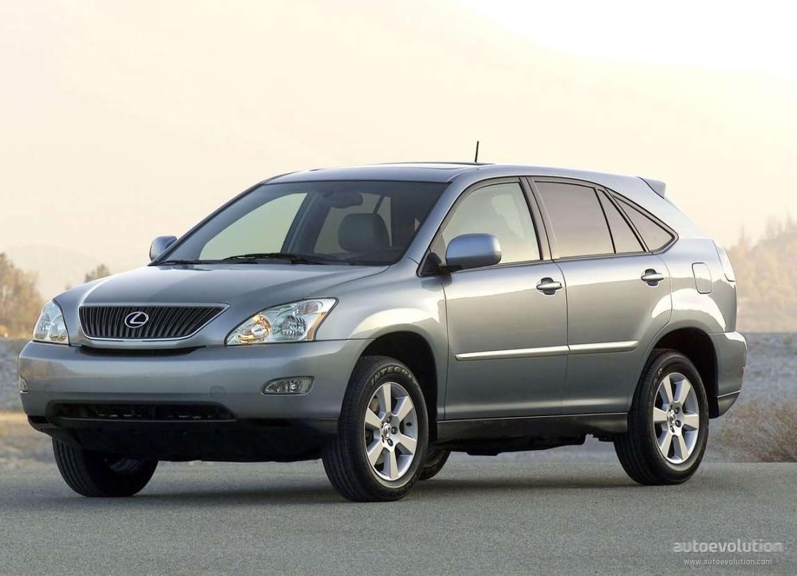 LEXUS RX 2004 2005 2006 2007 2008 Autoevolution