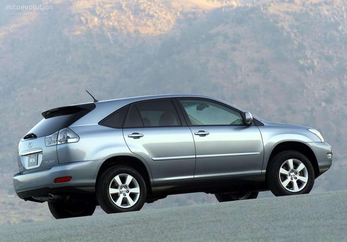 New Lexus Suv >> LEXUS RX specs - 2004, 2005, 2006, 2007, 2008 - autoevolution
