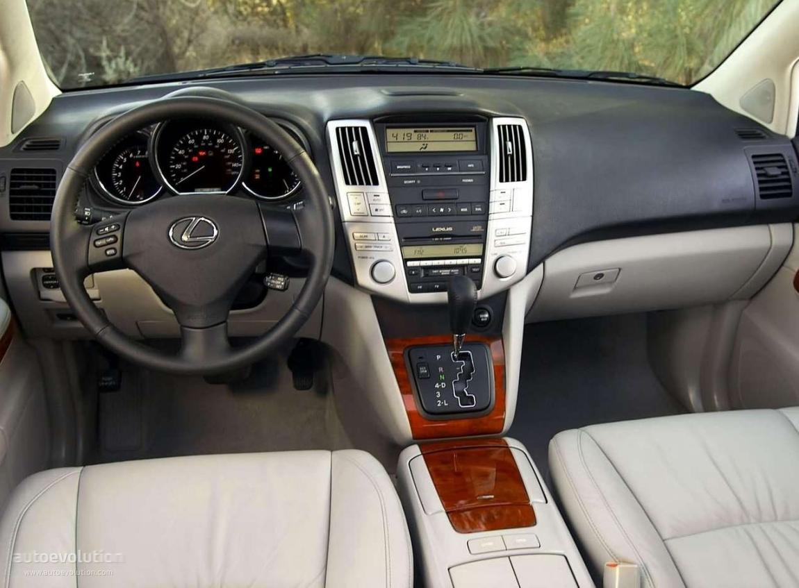 Lexus Rx Specs Autoevolution