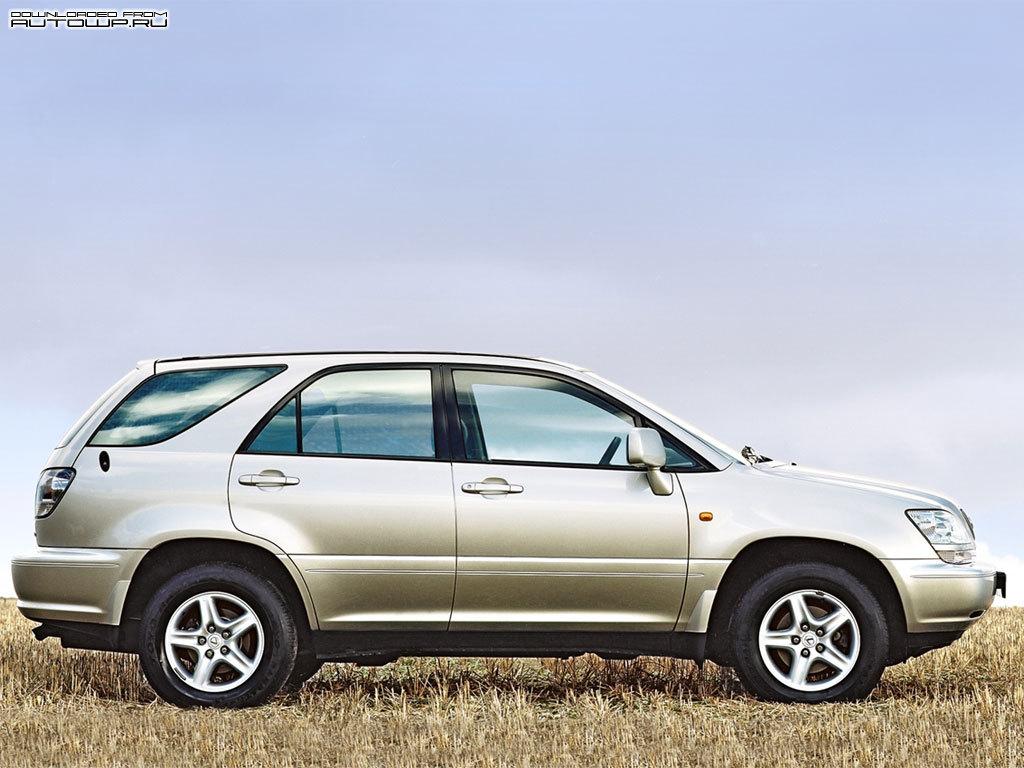 Lexus Rx Specs Amp Photos 1998 1999 2000 2001 2002