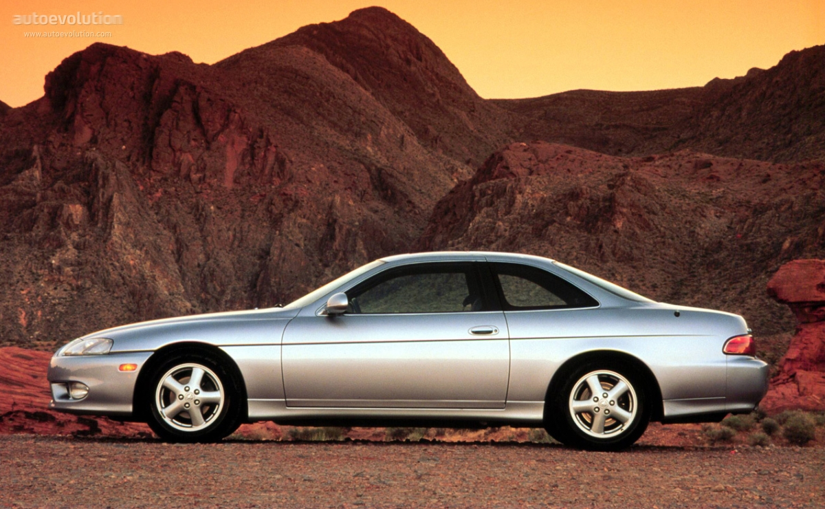 Lexus Sc Specs Amp Photos 1991 1992 1993 1994 1995