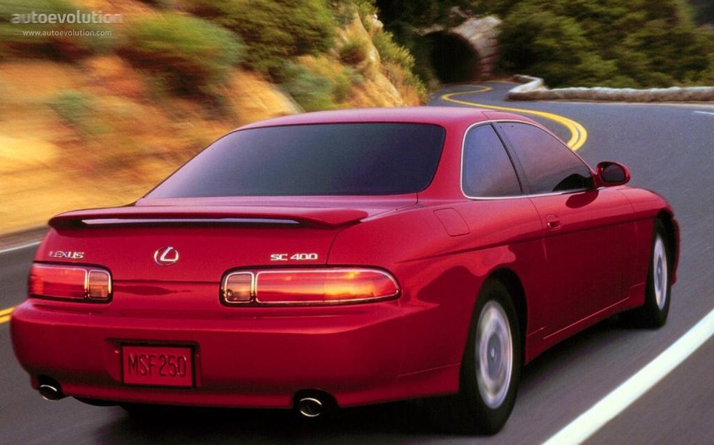 Lexus Sc 1991 1992 1993 1994 1995 1996 1997 1998
