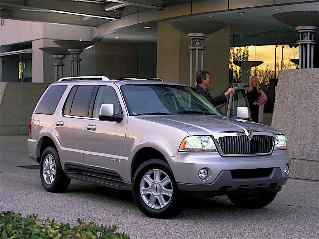 LINCOLN AVIATOR - 2002, 2003, 2004, 2005 - autoevolution