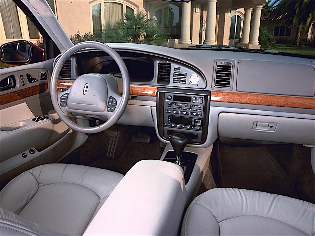Lincoln Continental Specs  U0026 Photos