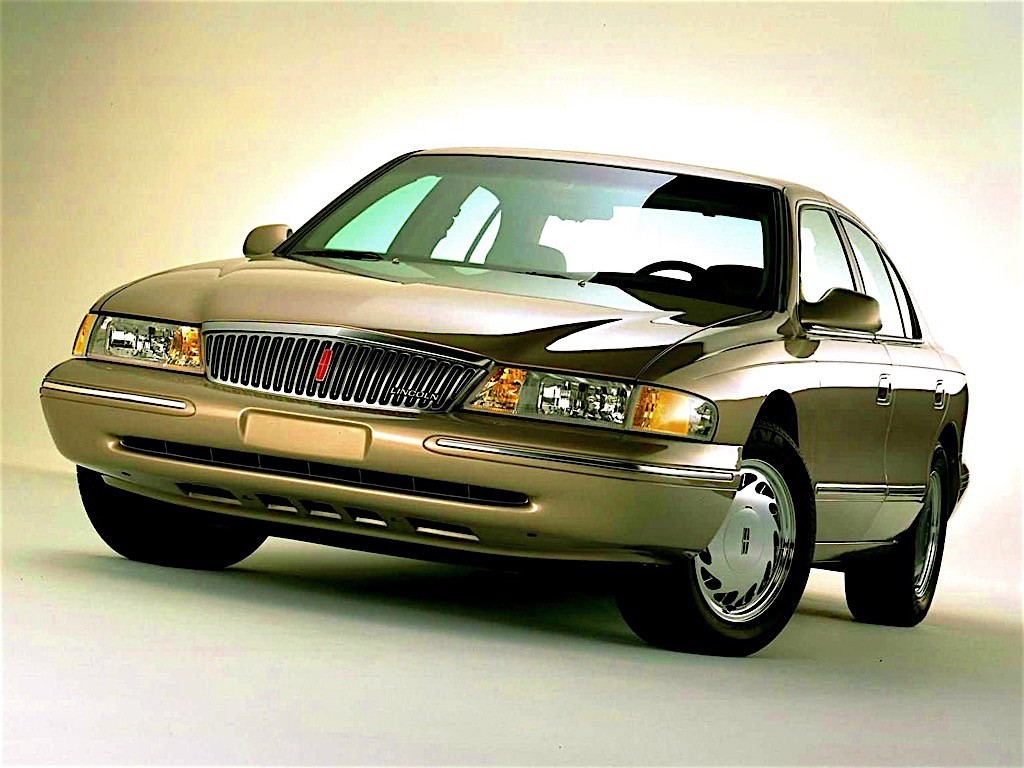 Lincoln Continental on 1997 Lincoln Mkz