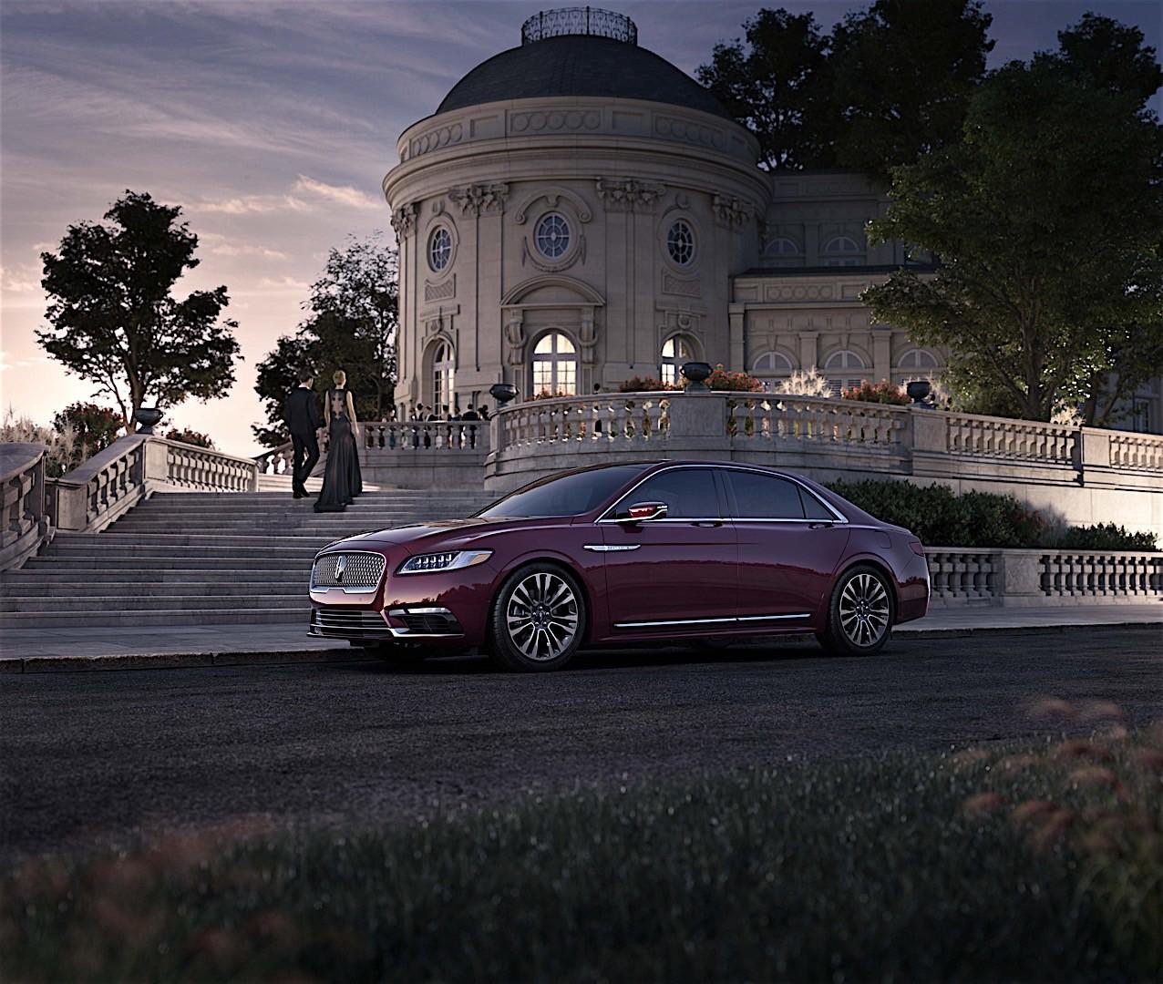 Lincoln Continental 2016 Present