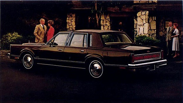 lincoln continental specs 1980 1981 autoevolution. Black Bedroom Furniture Sets. Home Design Ideas