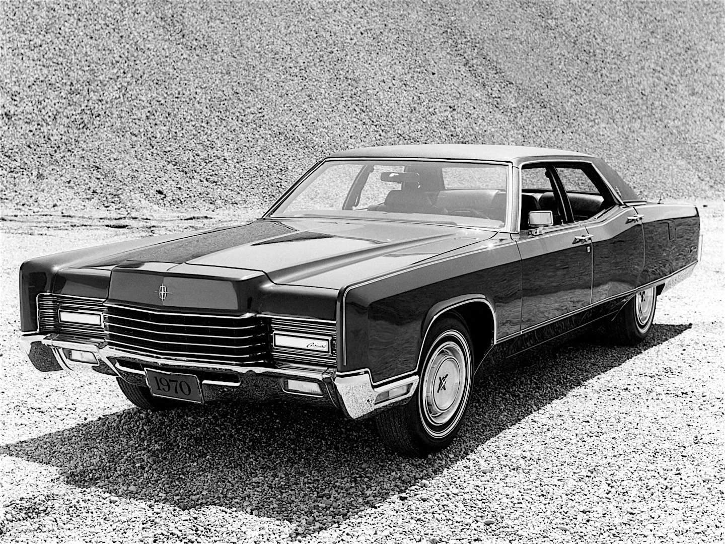 Lincoln Continental Specs Photos 1970 1971 1972 1973 1974