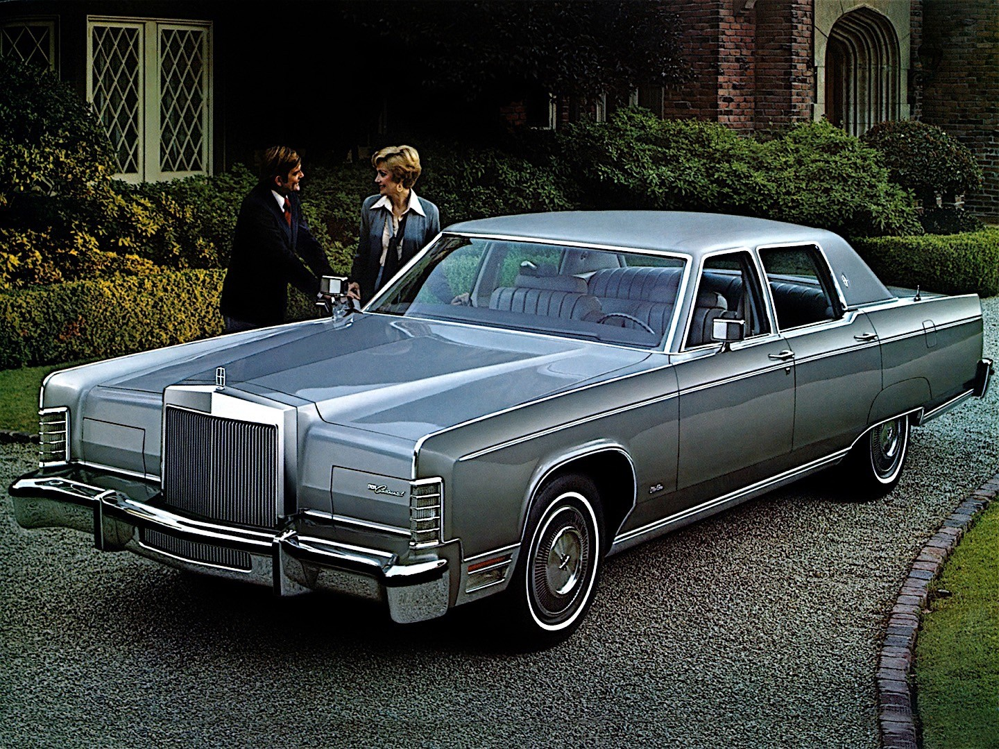 Lincoln Continental Black Label >> LINCOLN Continental specs & photos - 1970, 1971, 1972 ...