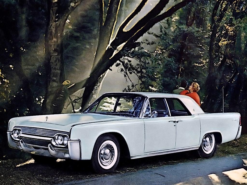 Auto Door Lock >> LINCOLN Continental specs & photos - 1961, 1962, 1963, 1964, 1965, 1966, 1967, 1968, 1969 ...