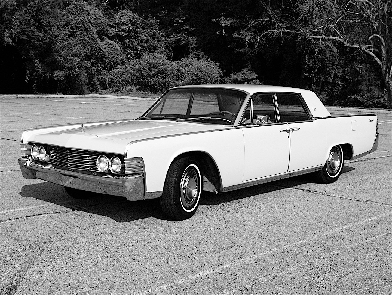 LINCOLN Continental specs & photos - 1961, 1962, 1963 ...