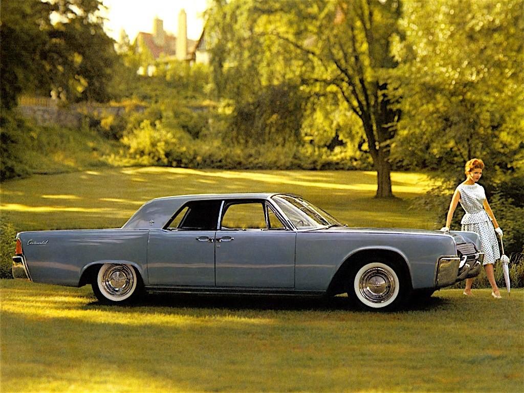 Lincoln Continental 1961 1962 1963 1964 1965 1966