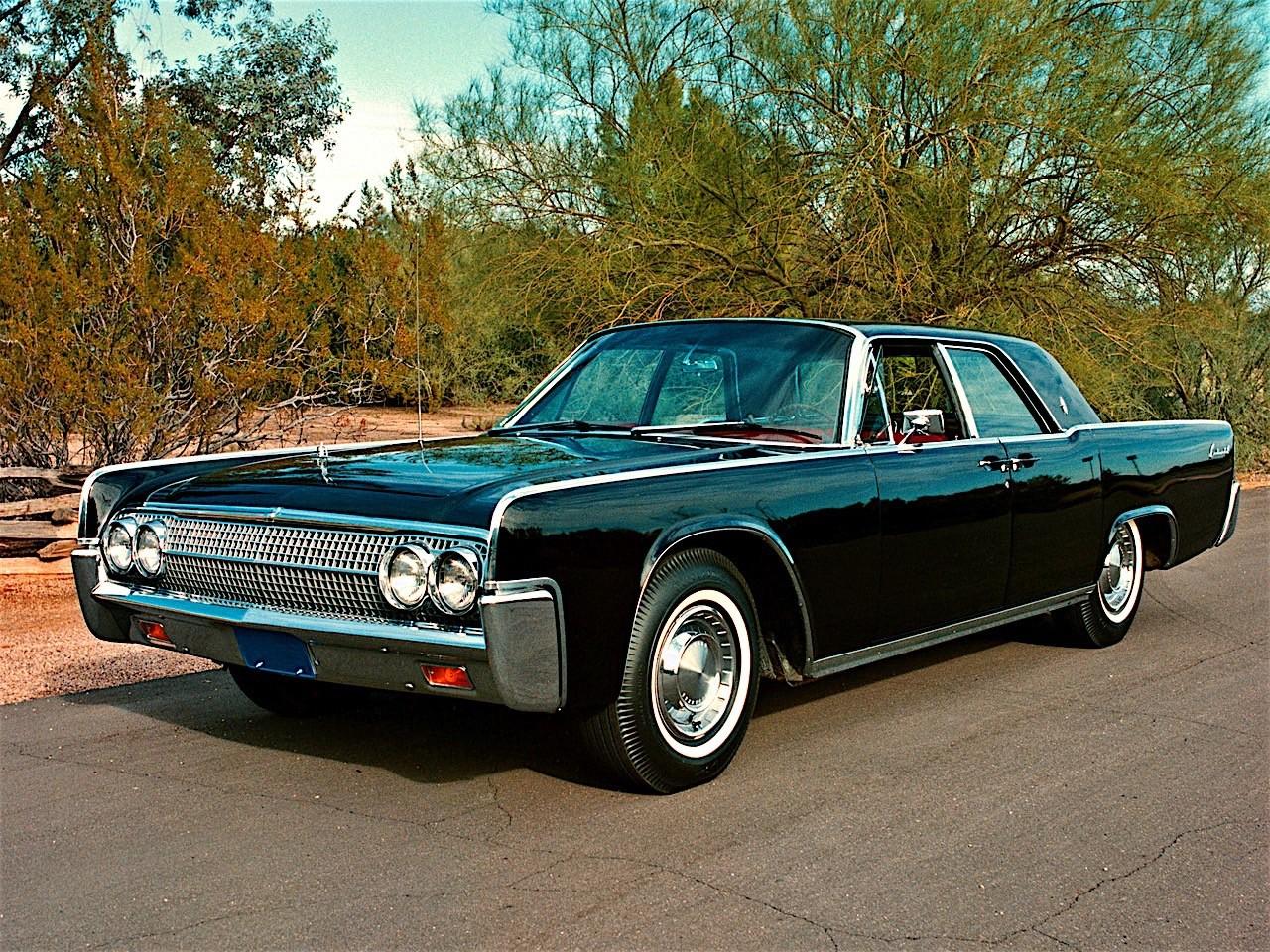 LINCOLN Continental specs - 1961, 1962, 1963, 1964, 1965, 1966, 1967