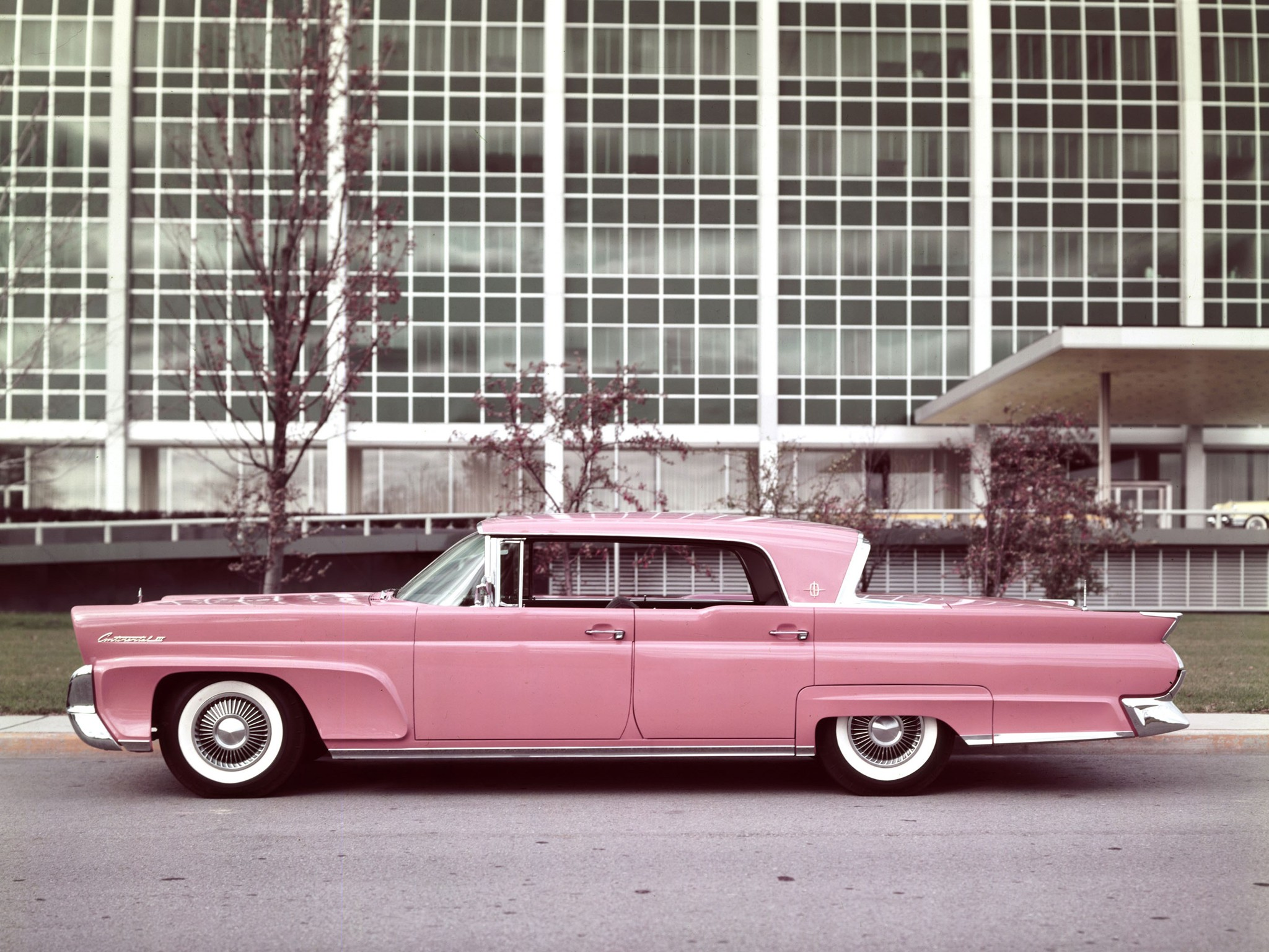 LINCOLN Continental specs & photos - 1958, 1959, 1960 - autoevolution
