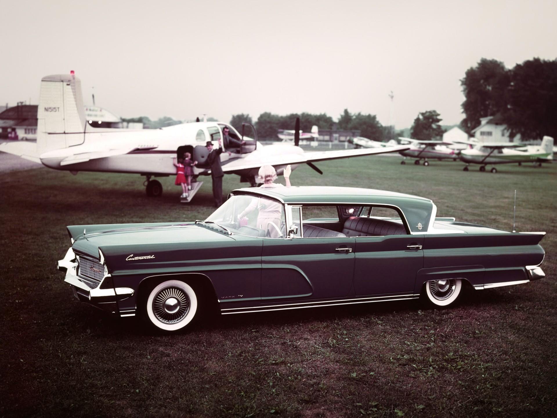LINCOLN Continental specs & photos - 1958, 1959, 1960 - autoevolution