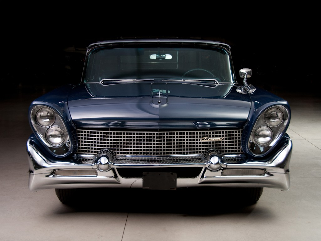 Cash For Cars >> LINCOLN Continental specs & photos - 1958, 1959, 1960 ...