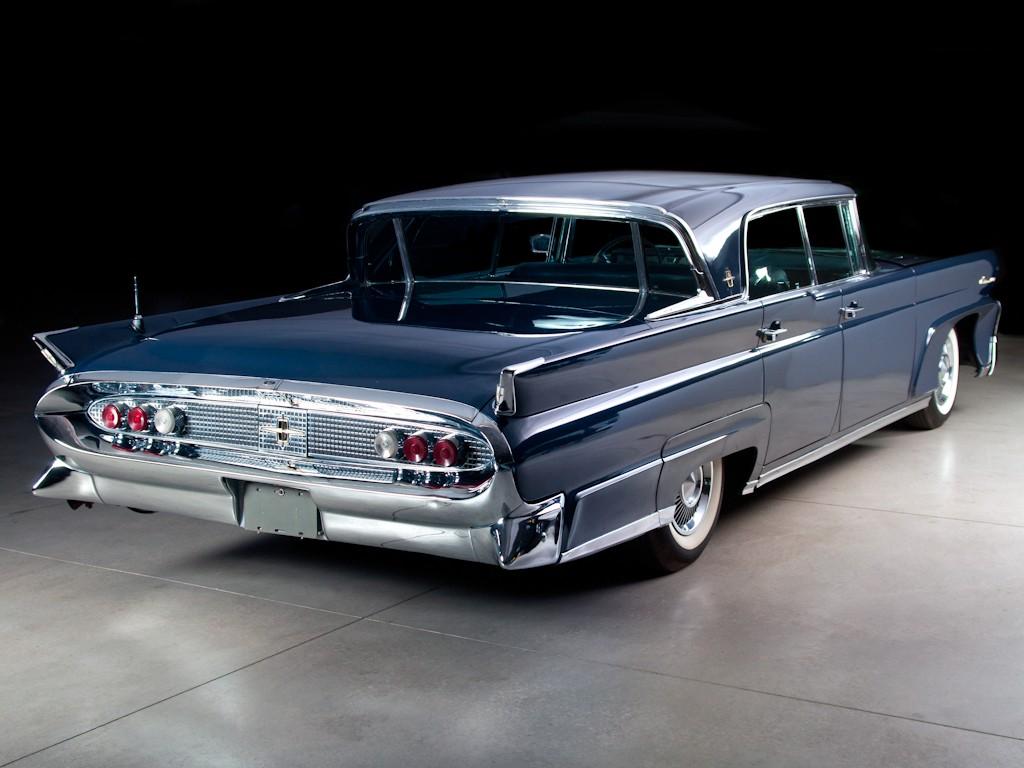 LINCOLN Continental specs - 1958, 1959, 1960 - autoevolution