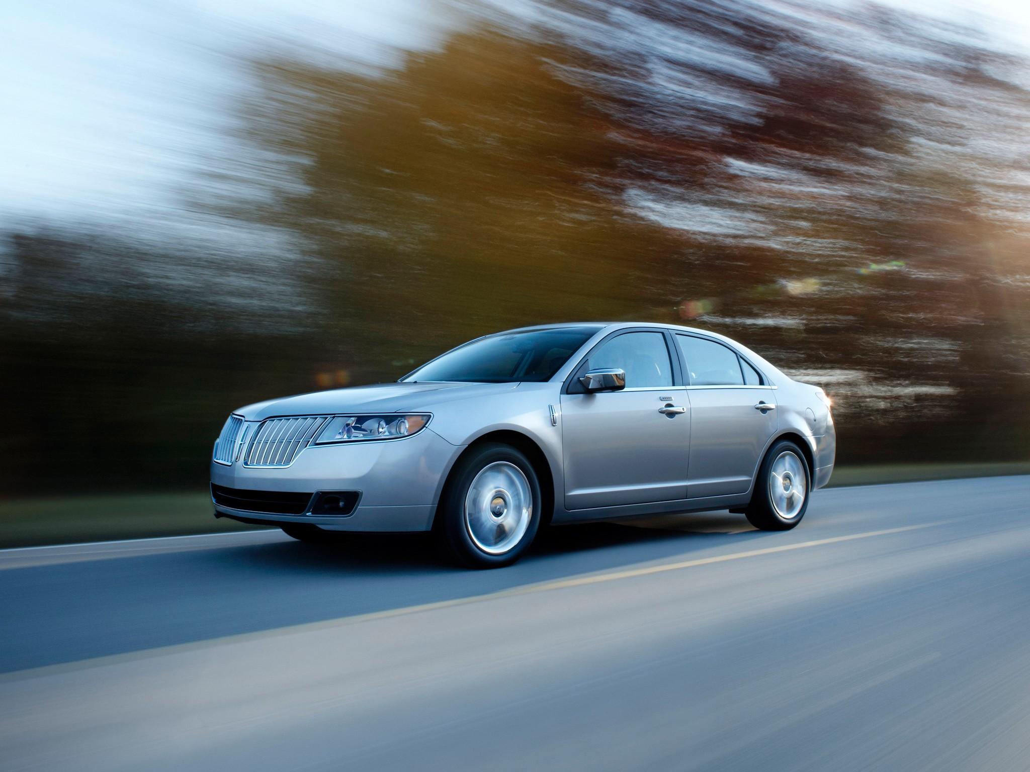 Lincoln Mkz 2010 2011 2012 2013 Autoevolution