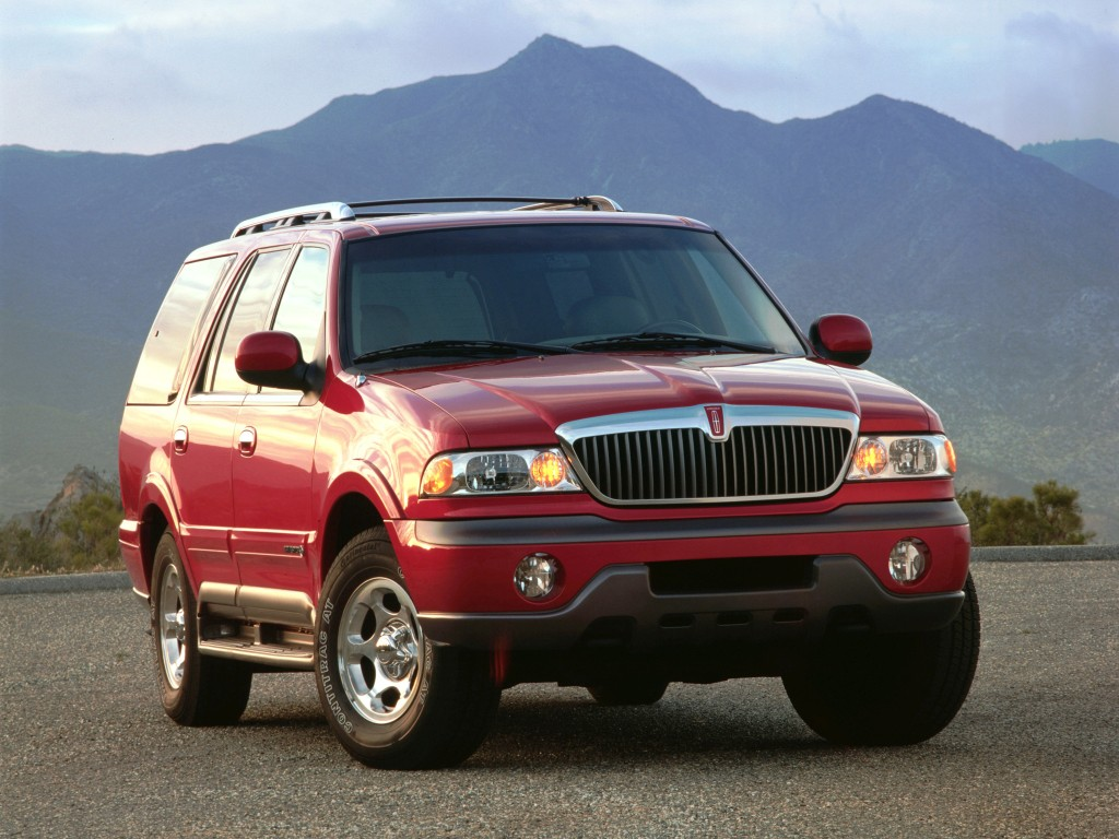 LINCOLN Navigator specs & photos - 1998, 1999, 2000, 2001 ...