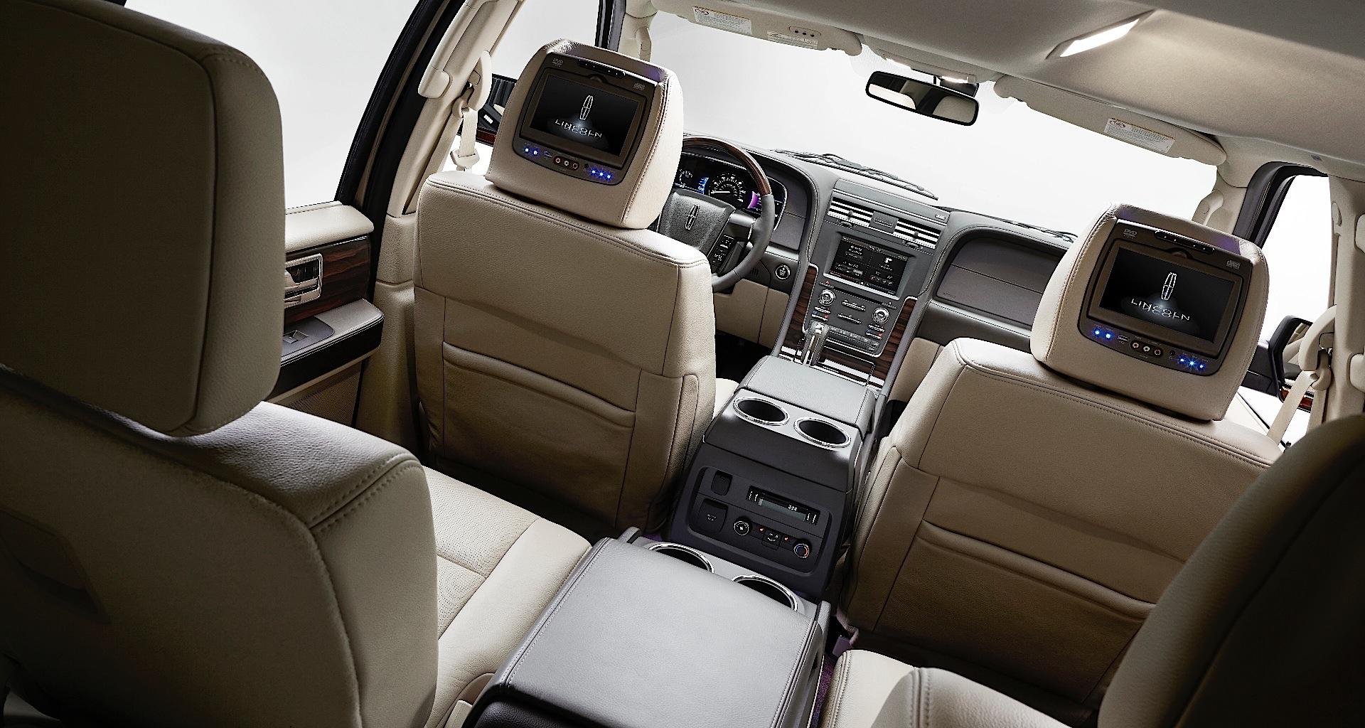 Lincoln navigator l specs 2014 2015 2016 2017 for Interiores 2016