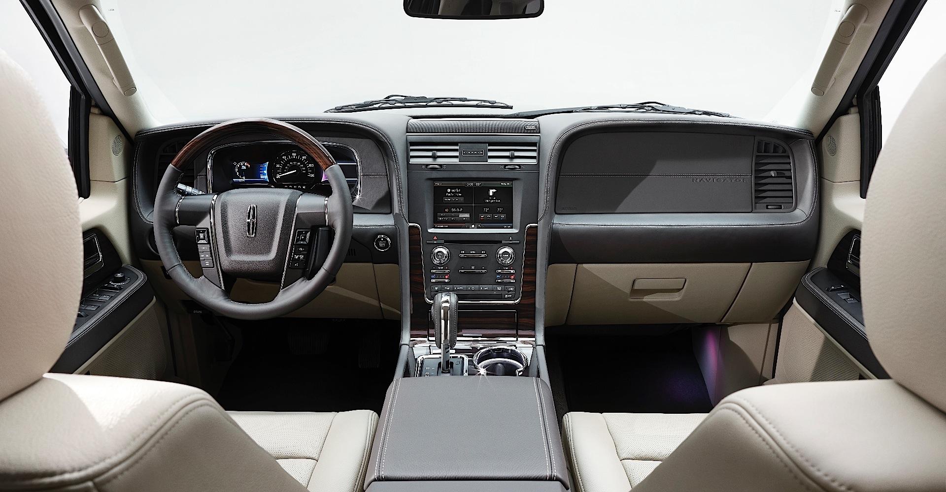 Lincoln navigator l specs 2014 2015 2016 2017 autoevolution