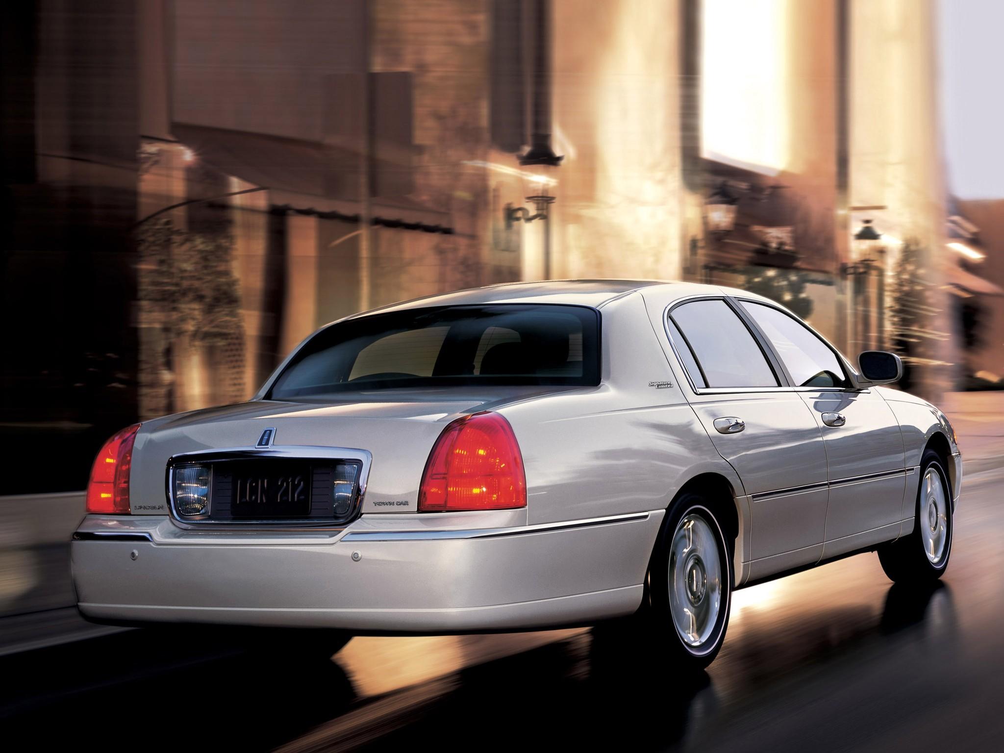 Lincoln Town Car 2007 2008 2009 2010 2011