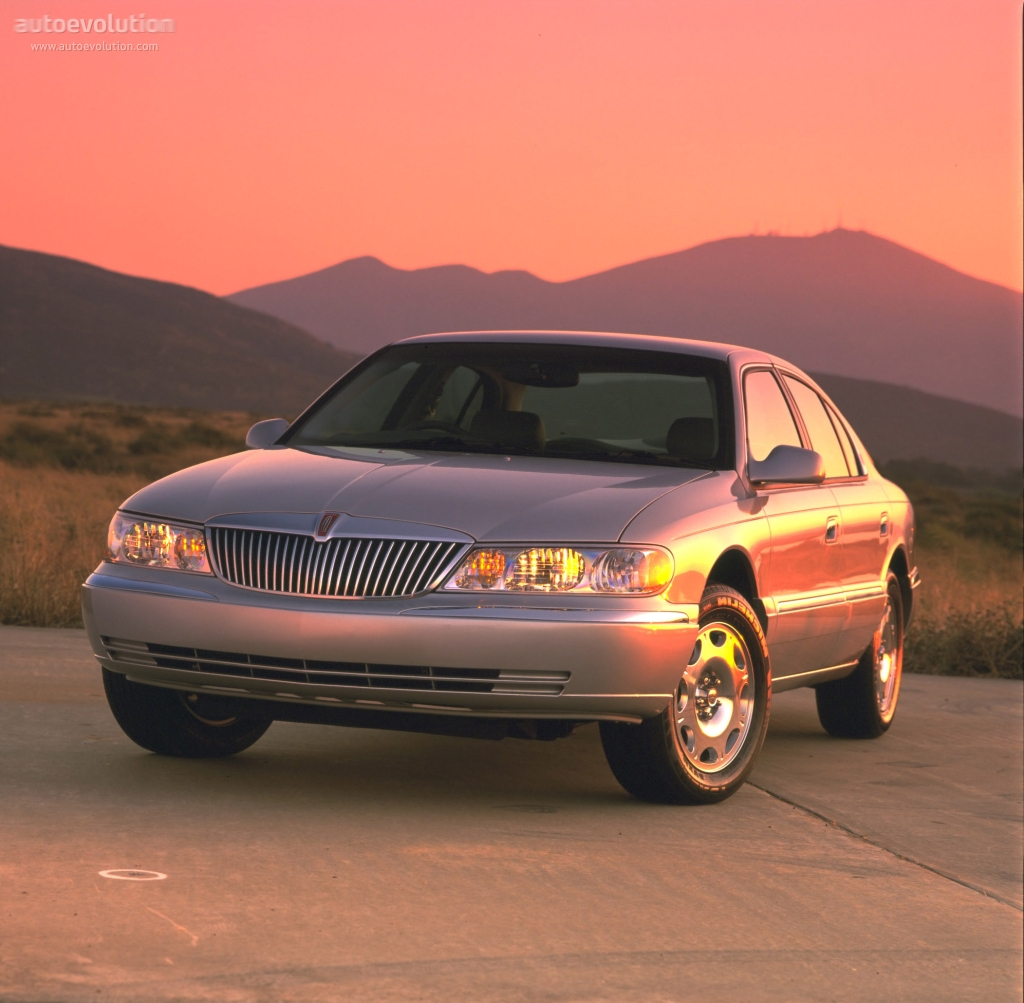 Lincolncontinental on 1997 Lincoln Mkz