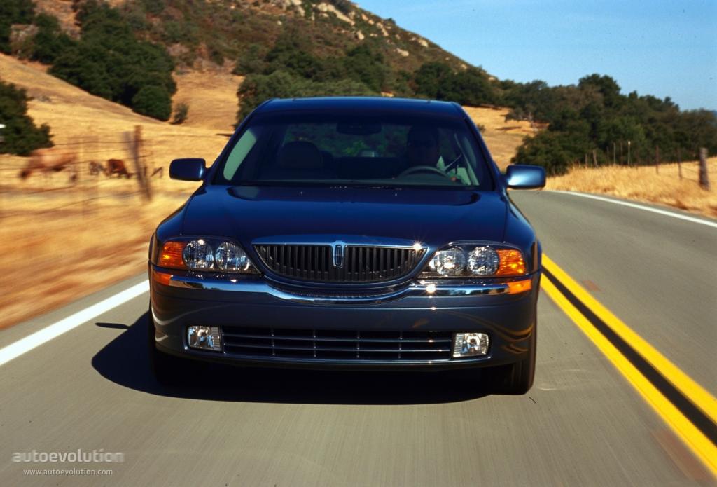 Lincoln Ls 2000 2006
