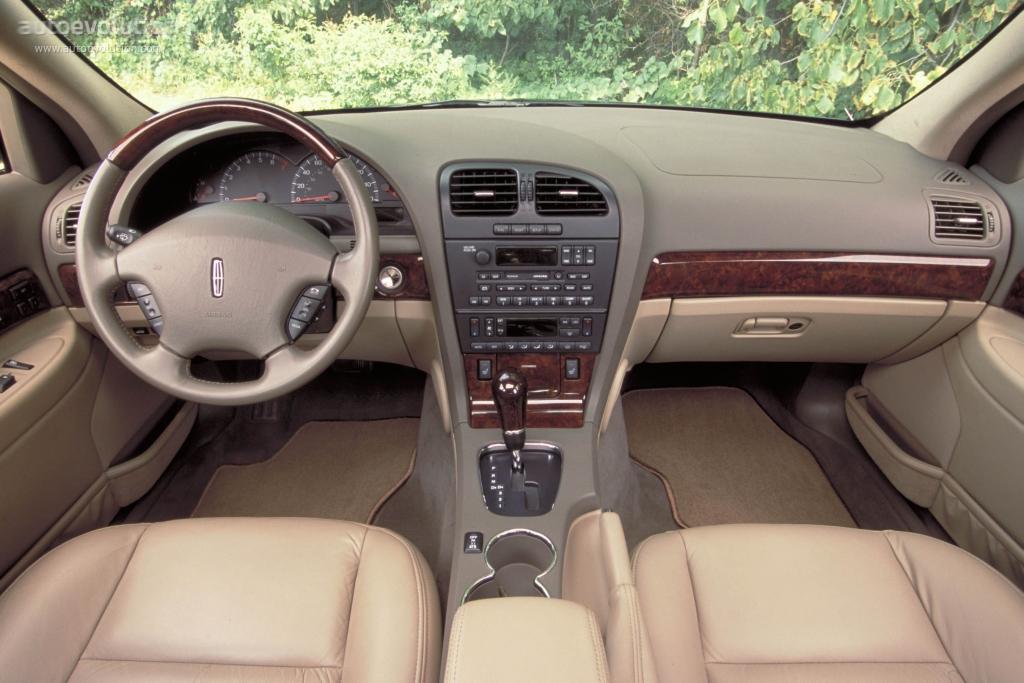 LINCOLN LS - 2000, 2001, 2002, 2003, 2004, 2005, 2006 - autoevolution