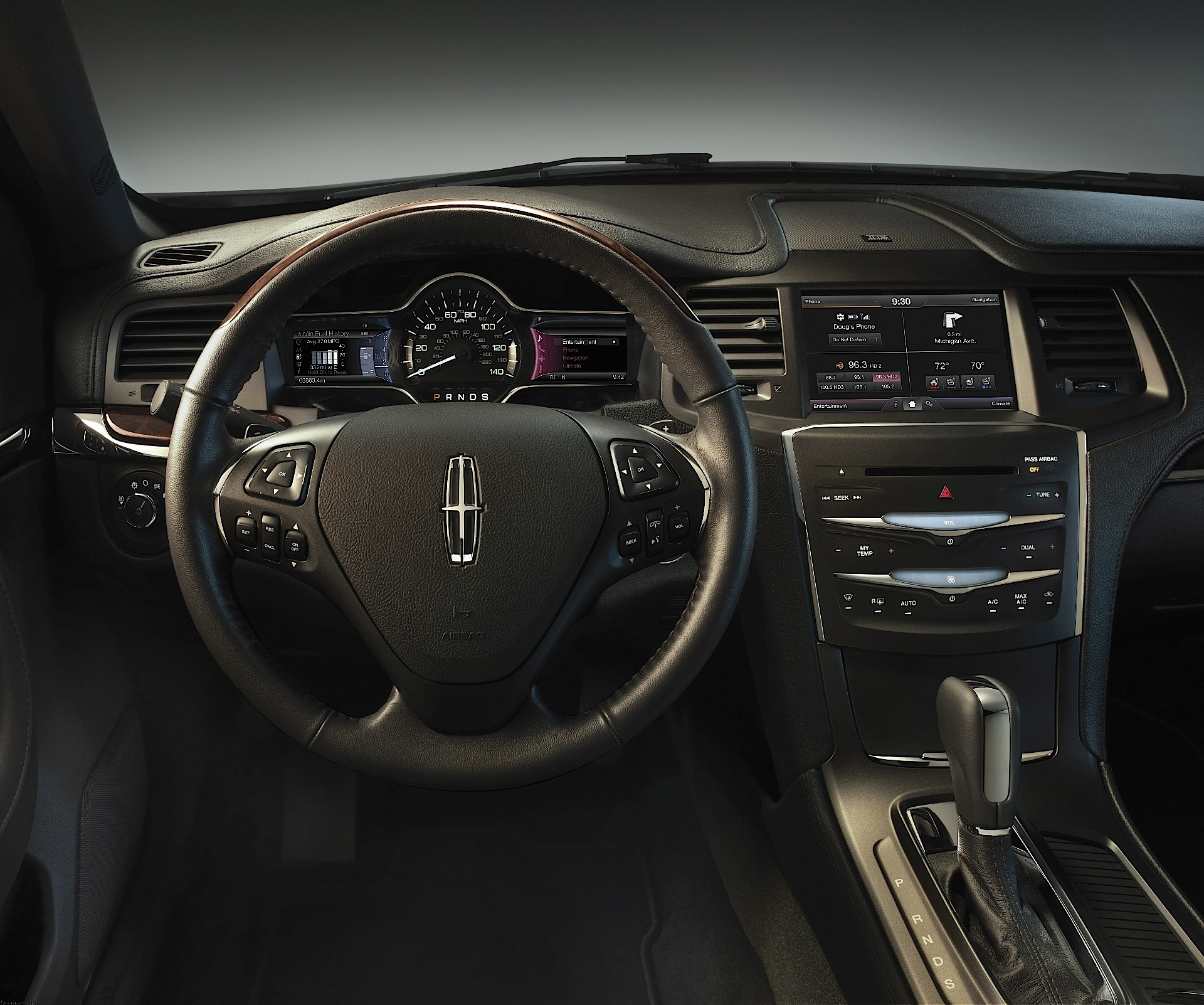 2016 Lincoln Mks Redesign