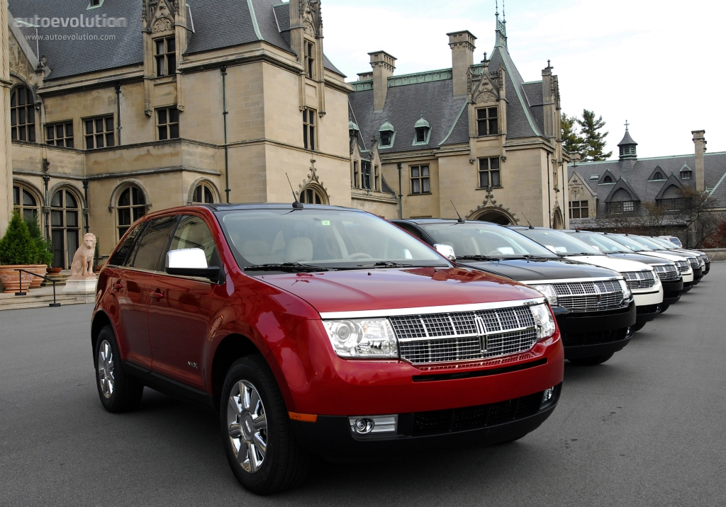 LINCOLN MKX specs & photos - 2006, 2007, 2008, 2009, 2010 - autoevolution