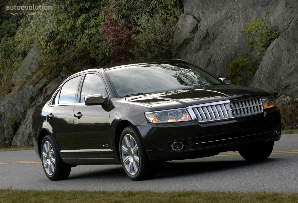 LINCOLN MKZ specs & photos - 2006, 2007, 2008, 2009, 2010 - autoevolution