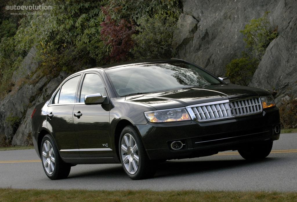 Lincoln Mkz 2006 2007 2008 2009 2010 Autoevolution