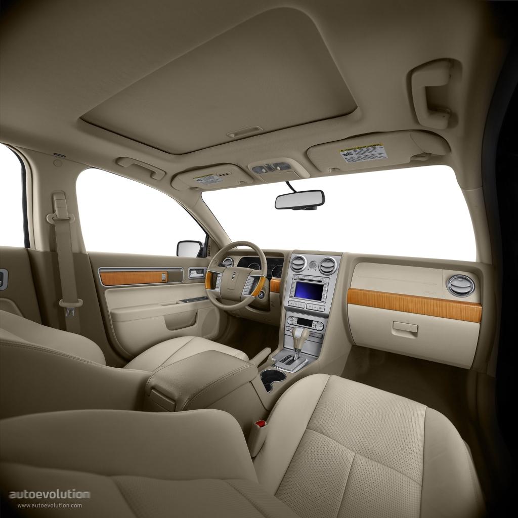 Compare Lincoln Mks And Mkz: 2006, 2007, 2008, 2009, 2010