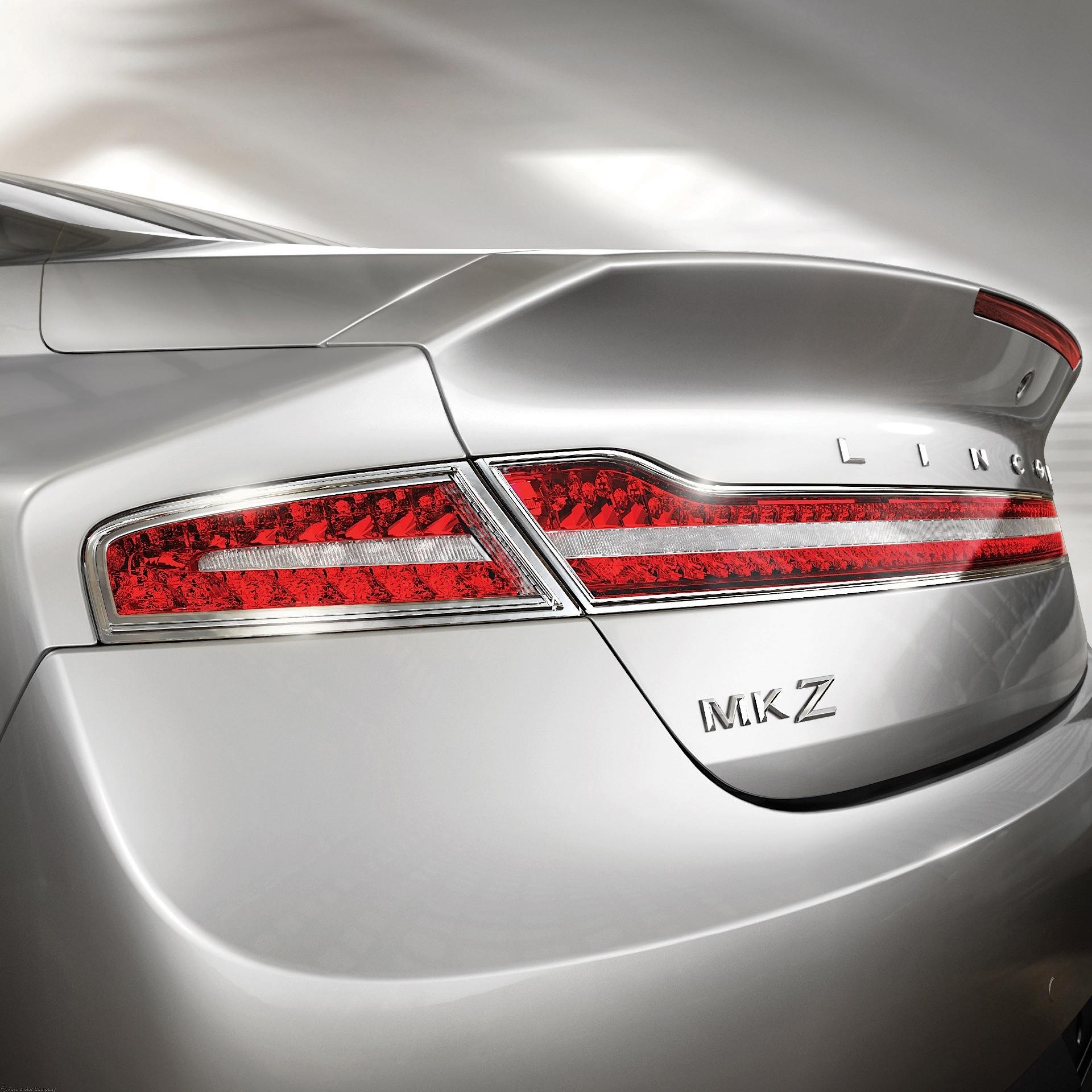 2016 Lincoln Cars: LINCOLN MKZ Specs & Photos