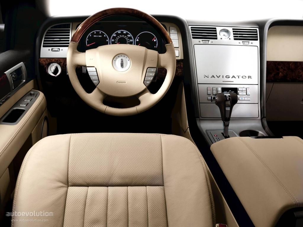 Lincoln Navigator Specs 2003 2004 2005 2006