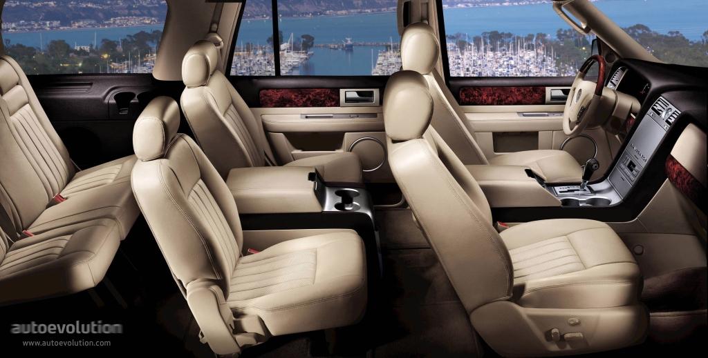 Lincoln Navigator Specs Photos 2003 2004 2005 2006