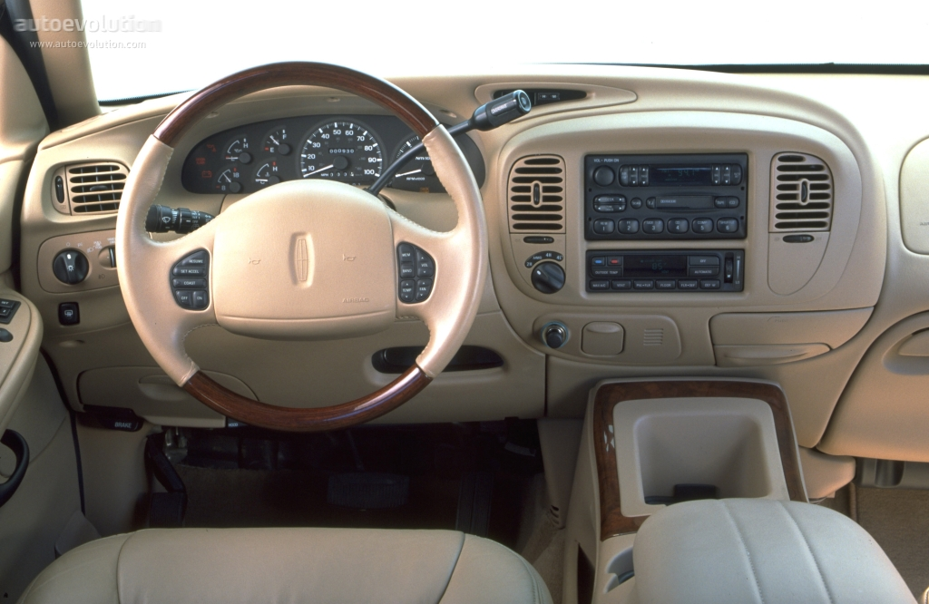 Lincoln Navigator 1998 1999 2000 2001 2002 2003 Autoevolution