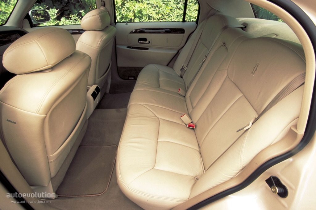 Lincoln Town Car 1998 1999 2000 2001 2002 2003