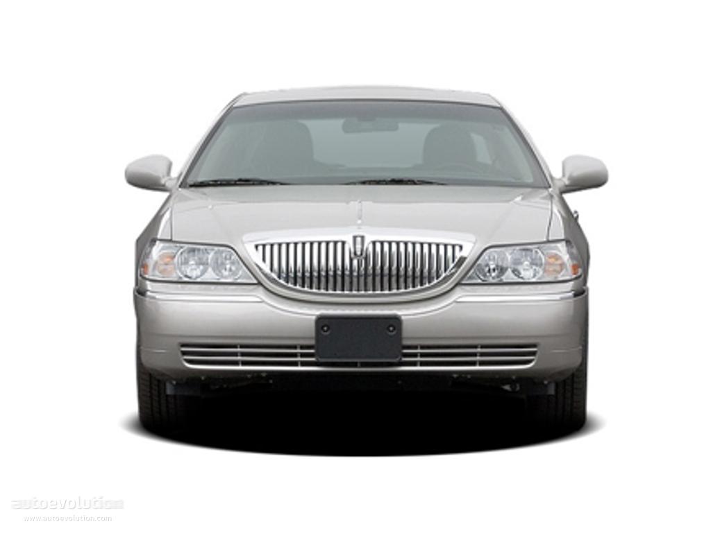 Lincoln Town Car 2007 2017