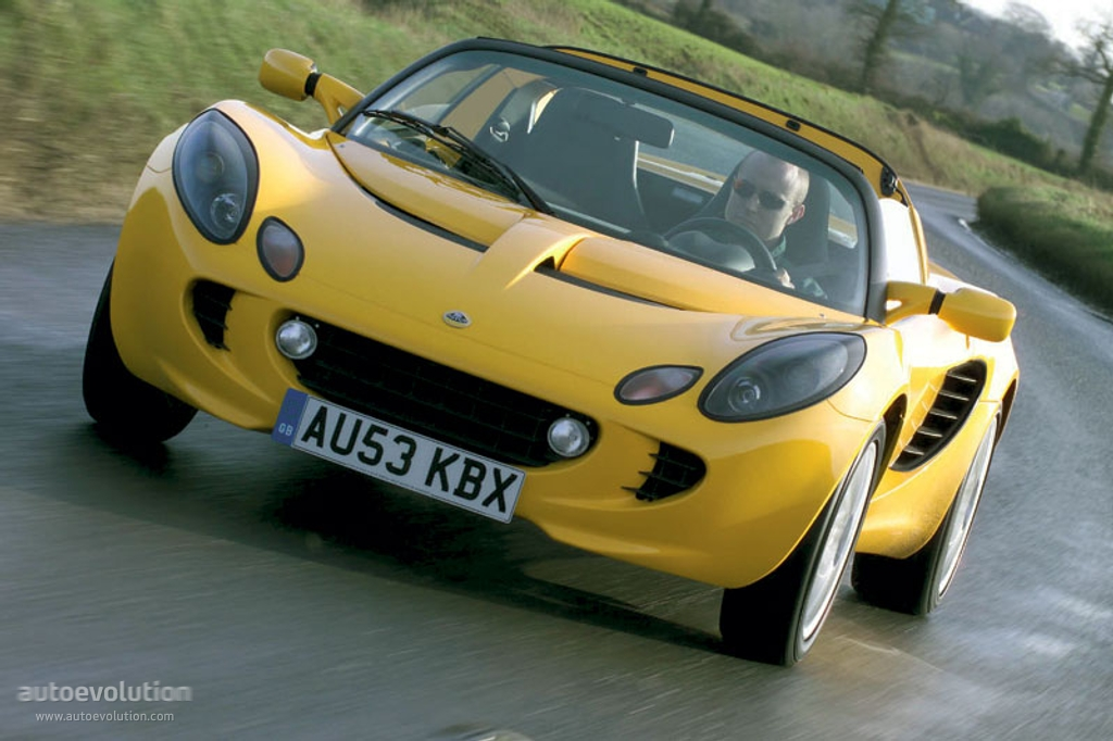lotus elise specs photos 2001 2002 2003 2004 2005 2006