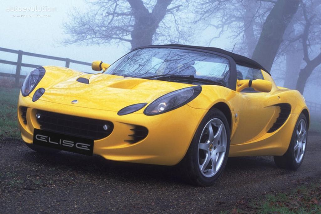 All Type Of Ferrari >> LOTUS Elise specs - 2001, 2002, 2003, 2004, 2005, 2006, 2007 - autoevolution