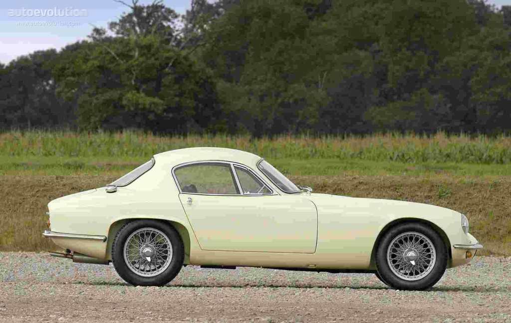 Lotus Elite Specs 1957 1958 1959 1960 1961 1962
