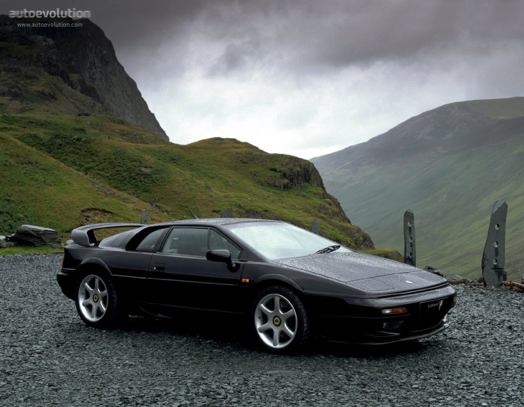 Lotus Esprit Specs 1976 1977 1978 1979 1980 1981