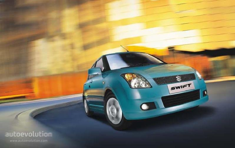 Maruti Suzuki Swift Specs Amp Photos 2006 2007 2008