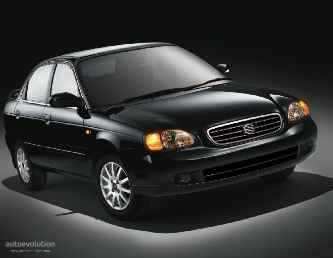 Maruti suzuki baleno specs 2000 2001 2002 2003 2004 2005 2006 2007 autoevolution