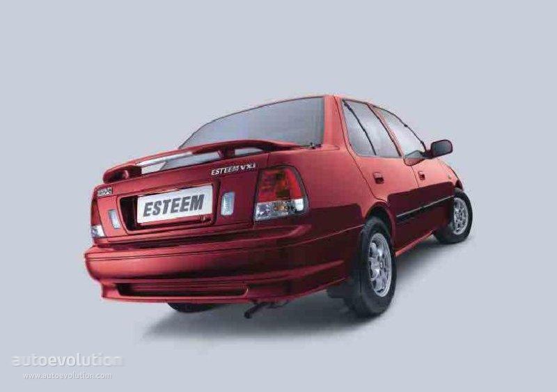 Suzuki Esteem Reliability