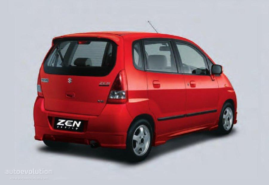 Maruti Suzuki Zen Diesel