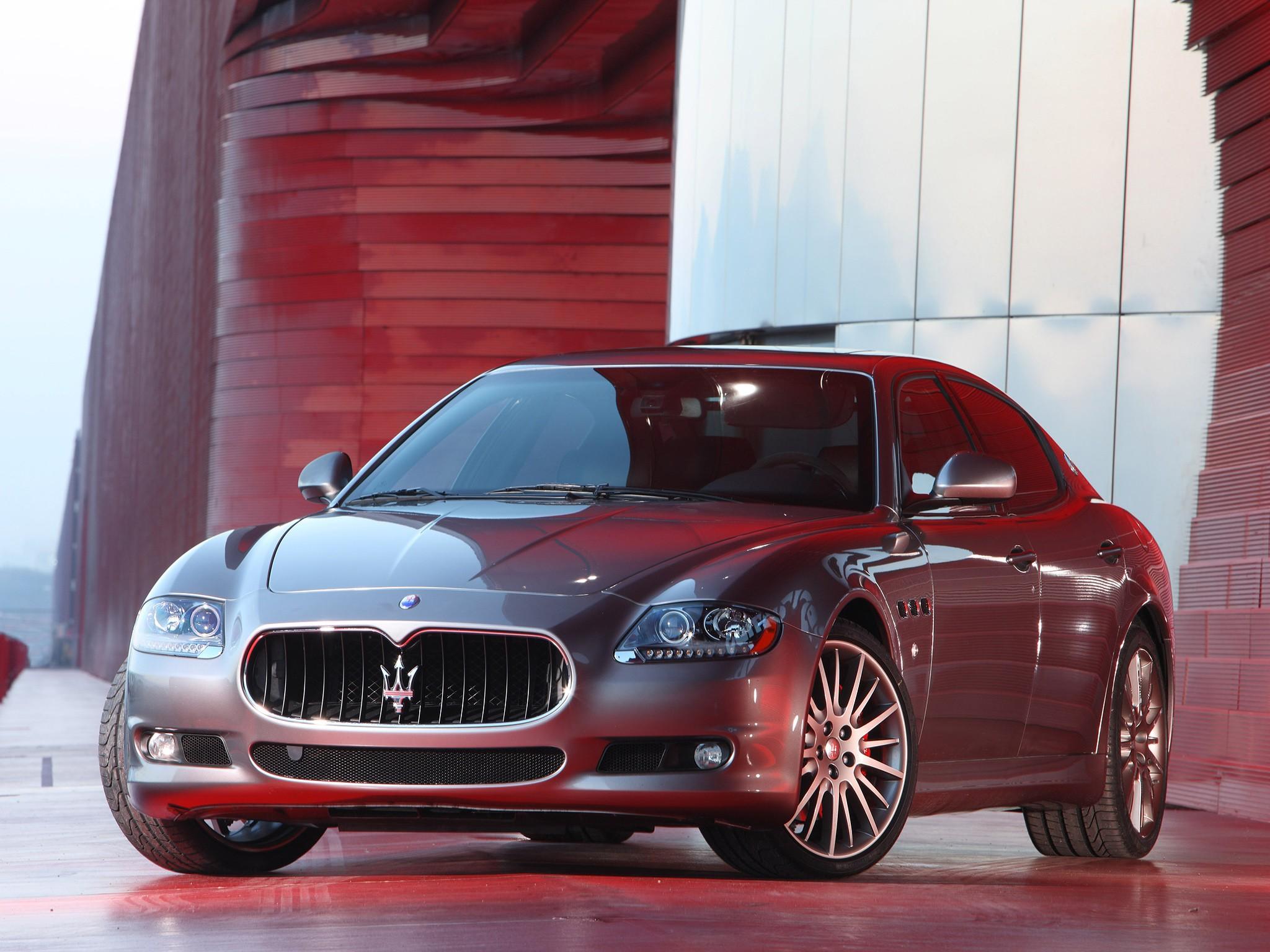 bsimracing |Maserati Quatra Porte