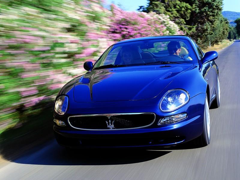 MASERATI 3200 GT specs & photos - 1998, 1999, 2000, 2001 ...